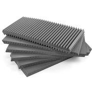 "Auralex Acoustics 2"" Wedges 60 x120 Charcoal 12x"