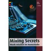 mitp Verlag Mixing Secrets