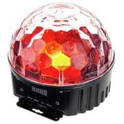 Fun Generation LED Diamond Dome RGBWA UV 6in1