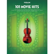 Hal Leonard 101 Movie Hits for Violin