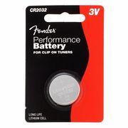Fender CR2032 Button Single EUBattery