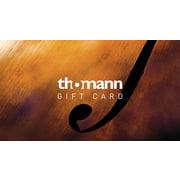 Thomann Presentkort