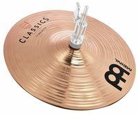 """Meinl 10"""" Classics Medium Hi-Hat"""