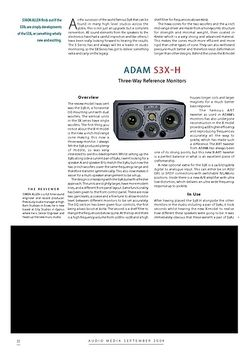 Review: Audio Media UK
