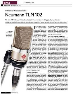 KEYS Neumann TLM 102