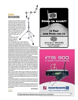 Sticks DW 9000 Series Multistand