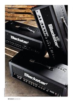 Guitarist Blackstar S1-104 EL34 and S1-104 6L6