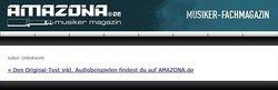 Amazona.de News: Mixing Praxis Tutorial-Video DVD von audio-workshop.de