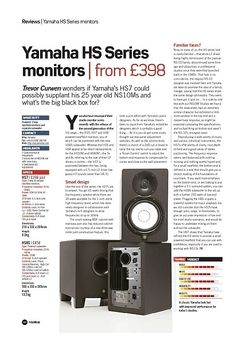 Yamaha Hs Thomann
