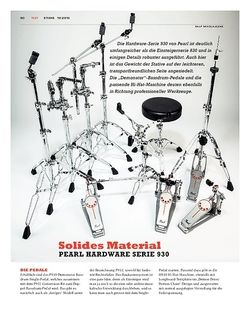 Sticks Pearl Hardware Serie 930