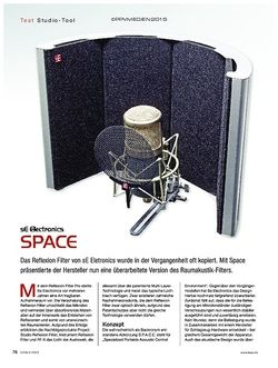 KEYS SE Electronics Space