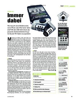 Tastenwelt Zoom iQ6