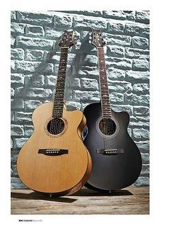 Guitarist PRS SE A10E