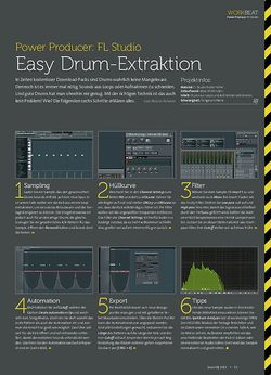 Beat FL Studio - Easy Drum-Extraktion