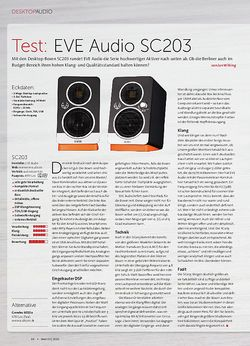 Beat EVE Audio SC203