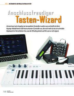 Professional Audio Arturia Keystep