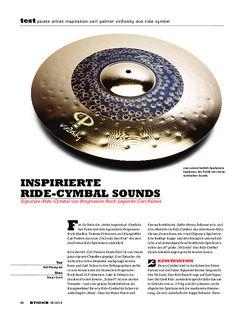 Sticks Paiste Artist Inspiration Carl Palmer Vir2osity Duo Ride Cymbal