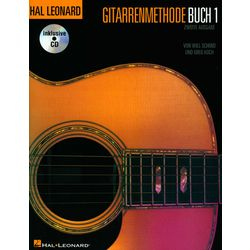 Gitarrenmethode + CD Vol.1 Bosworth