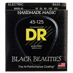 Black Beauties BKB5-45 DR Strings