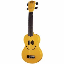Smiley Ukulele Yellow Mahalo