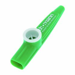 Kazoo Neon Green Thomann