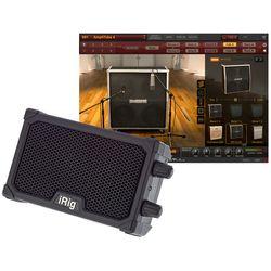 iRig Nano Amp + Amplitube 4 IK Multimedia