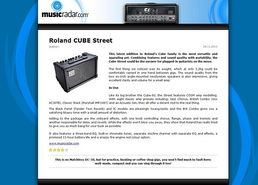 Cube Street Carrying Bag