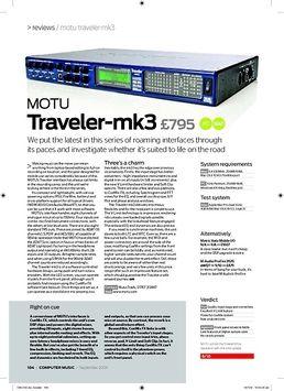 Traveler MK3