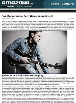 Joe Bonamassa Collection