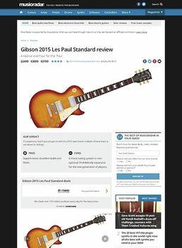LP Standard TSC 2015