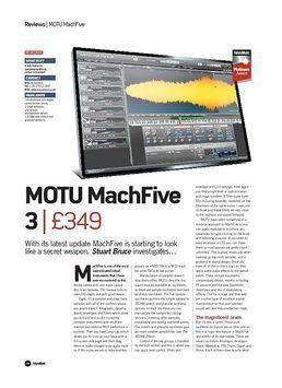 Mach Five 3 Update