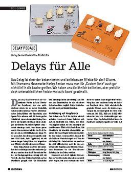 Custom Line LD-5 Delay