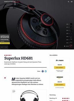 Superlux HD-681