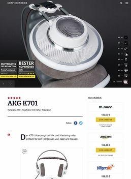 AKG K-701