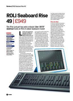 ROLI Seaboard Rise 49