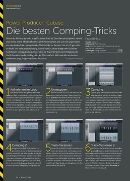 Power Producer: Die besten Comping-Tricks