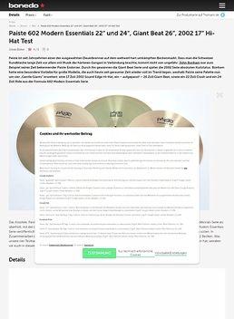 "22"" 602 Mod. Essentials Crash"