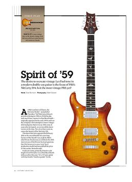 McCarty 594 MS 10 Top