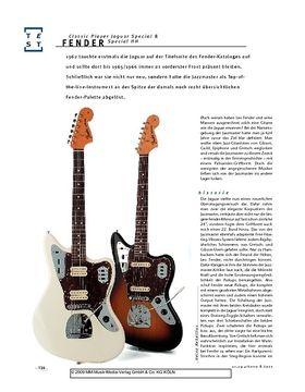 Fender Classic Player Jaguar Special & Special HH, E-Gitarren