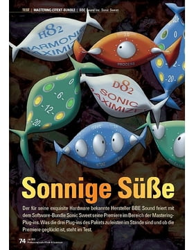 Sonnige Süße BBE Sound Inc. Sonic Sweet