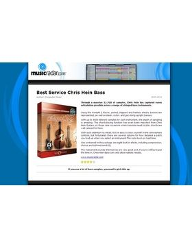 Best Service Chris Hein Bass