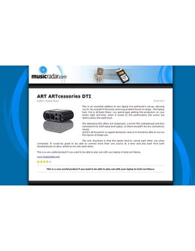 ART ARTcessories DTI