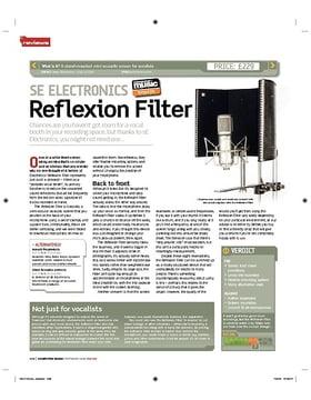 Reflexion Filter Pro
