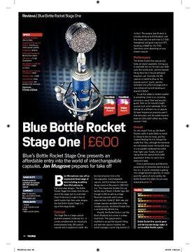 Bottle Rocket Stage 1