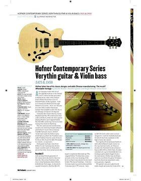 Hofner Violin CT