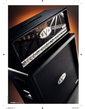 EVH 5150 III Head and Cab