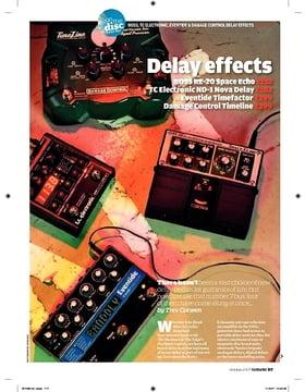 TC Electronic ND1 Nova Delay