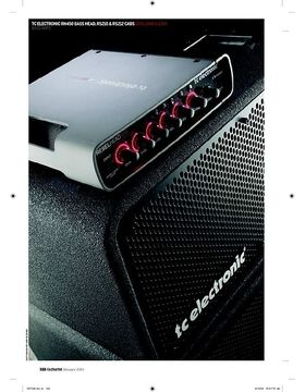 TC Electronic RH 450 Bass Head