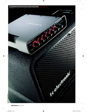 TC Electronic RS210 and RS212 Cabinets