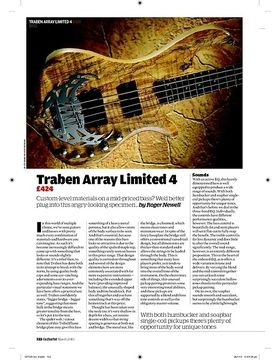 Traben Array Limited 4